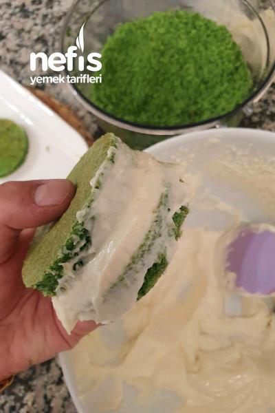 Ispanaklı Sarık Pasta (Porsiyonluk)-9553648-130637