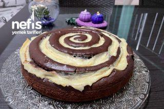 Kremalı Kek (Spiral Kek) Tarifi