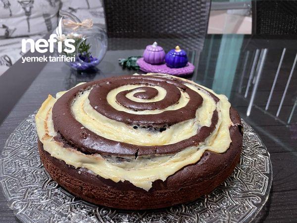 Kremalı Kek (Spiral Kek)