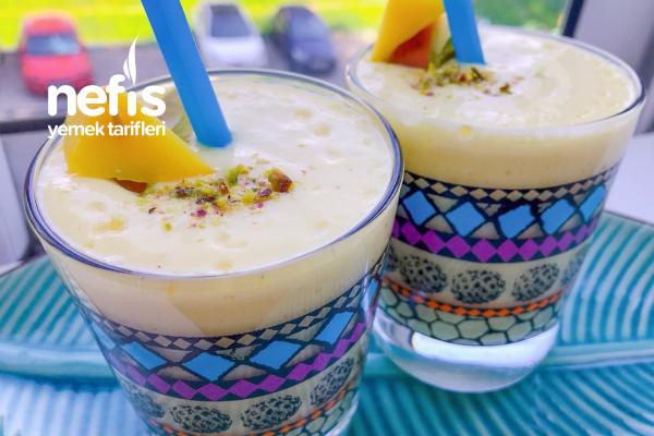Mango Lassi (Hint İçeceği)