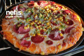 Mükemmel Hamuru İle Pizza Tarifi