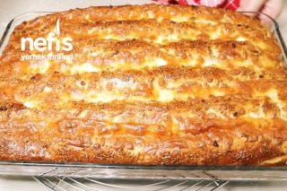 Patlıcanlı Çörek Tarifi (Videolu)