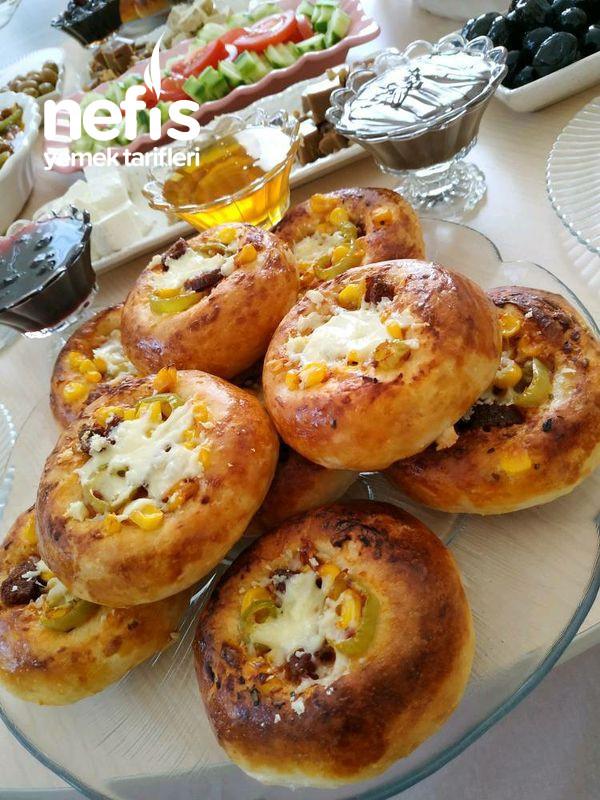 Puf Pizza Poğaça