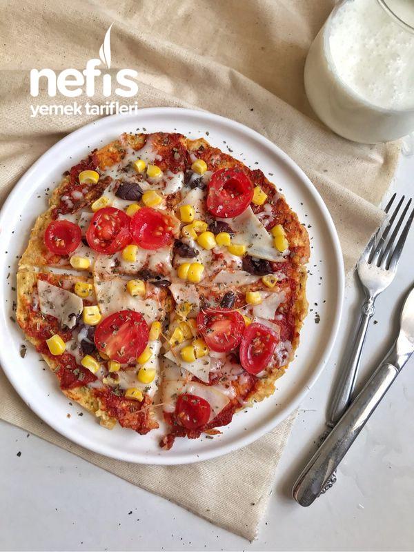 Tavada Yulaf Pizza