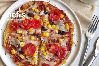 Tavada Yulaf Pizza Tarifi