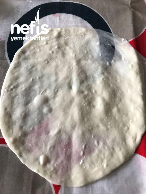El Açması Üçgen Börek (Çok Lezzetli)