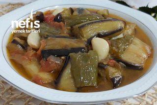 Patlıcan Yemeği Lokum Gibi Kıvamıyla ( Anne Usulü) Tarifi