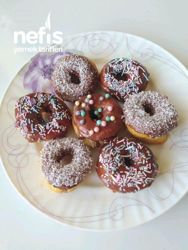 Pratik Mayasız Donut Tarifi