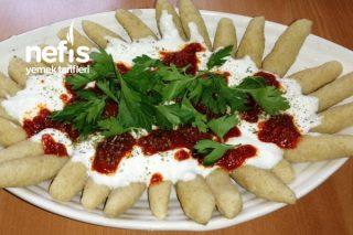 Bulgur Köftesi Tarifi-Gliko Nasıl Yapılır-Erzurum Mutfağı-Bulgur Mantısı (Videolu)