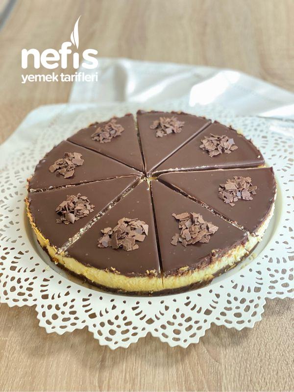 Çikolatalı Cheesecake