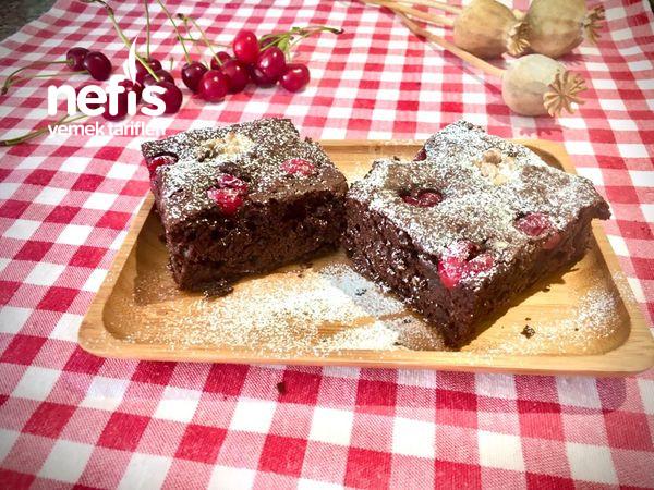 Vişneli Brownie Kek Nasıl Yapılır-9560407-180631