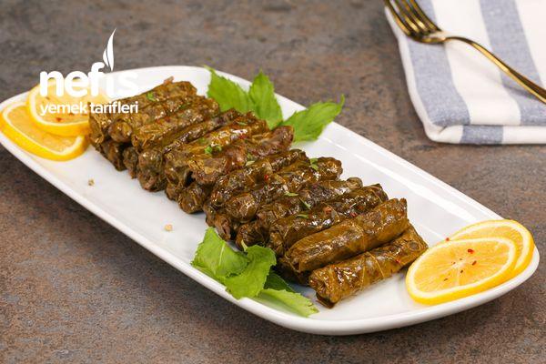 Soslu Yaprak Sarması-140059-100658