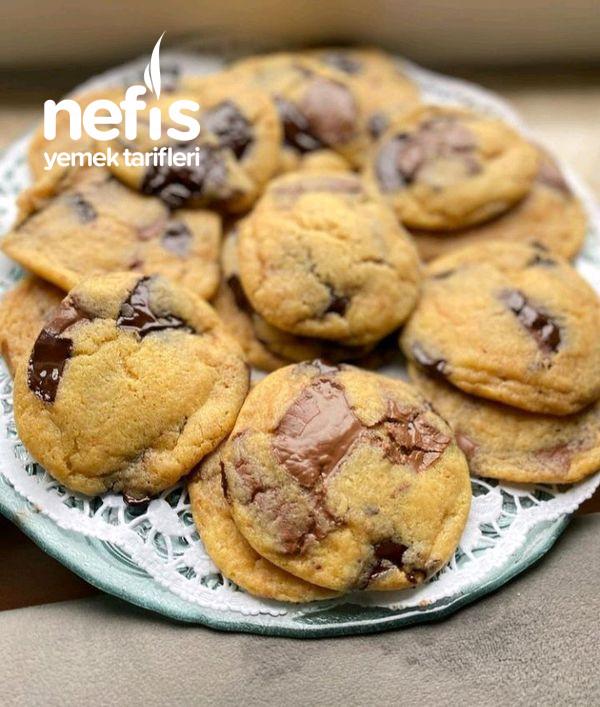 Lezzeti Bağımlılık Yapacak Az Malzemeli Cookie
