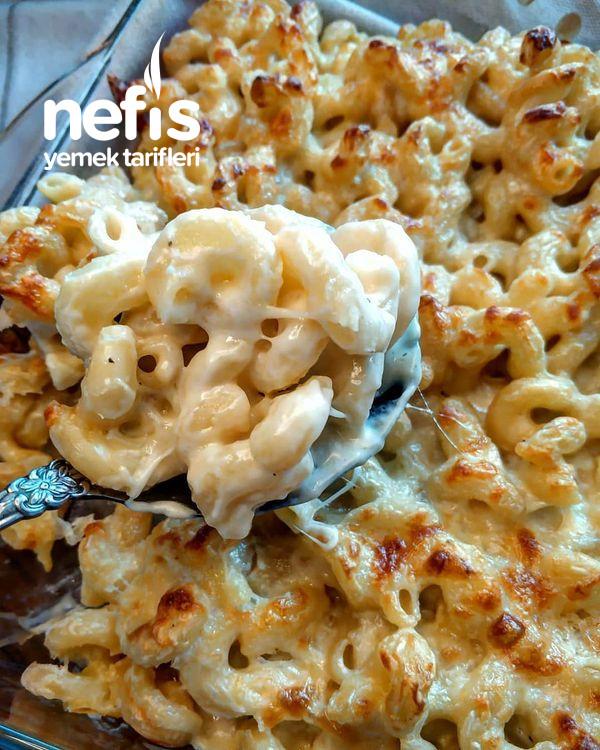 Mac N Cheese (Bol Peynirli Fırın Makarna)