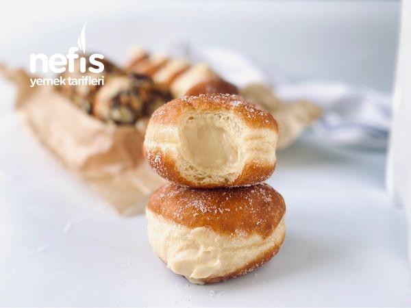 Püf Noktalarıyla Nutellalı ve Pastacı Kremalı Berliner (Brioche Donut)-9558881-090646