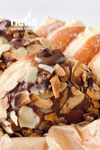 Püf Noktalarıyla Nutellalı ve Pastacı Kremalı Berliner (Brioche Donut)-9558881-090656