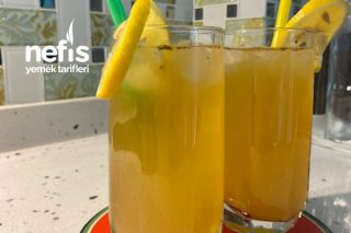 Yaz Aylarının Vazgeçilmezi Starbucks Cool Lime Tarifi