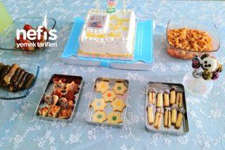 Oğulcuğum Mehmet Akifin Sade Doğum Günü Menüsü Tarifi