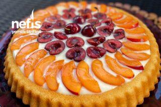 Ferah Yaz Pastası Tart Pasta Tarifi