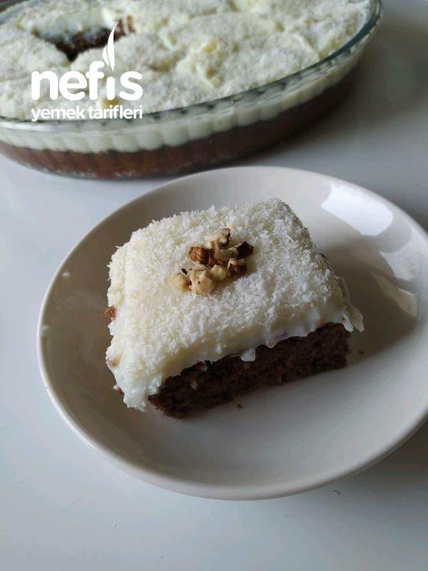 Kakaolu Gelin Pastası