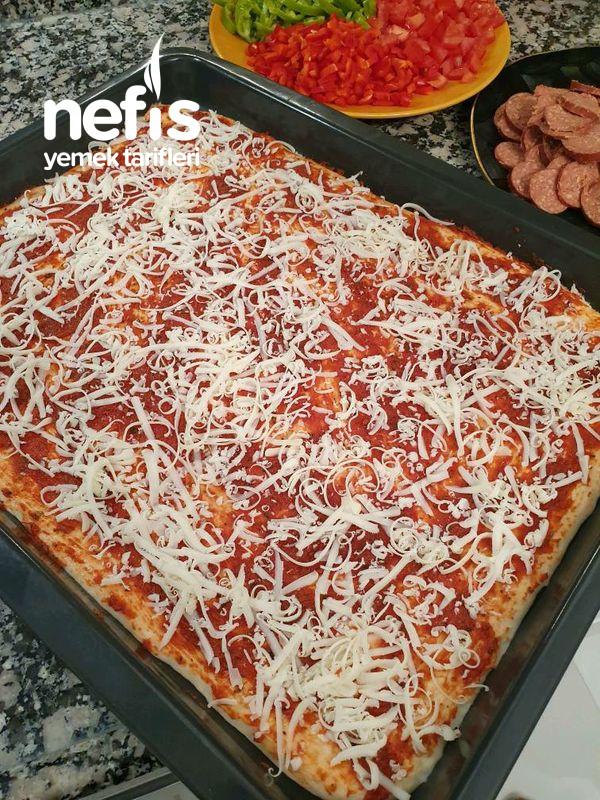Tepside Karışık Pizza