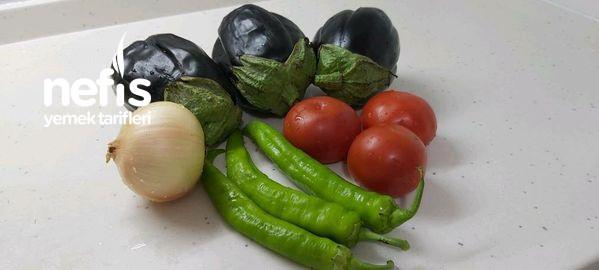 Trend Mayalı Patlıcanlı Börek