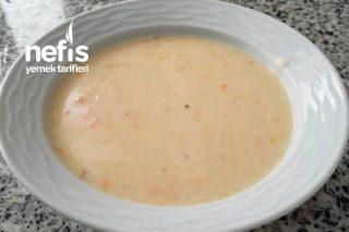 Besleyici Şehriyeli Sebzeli Yoğurt Çorbası +7 +6 Tarifi