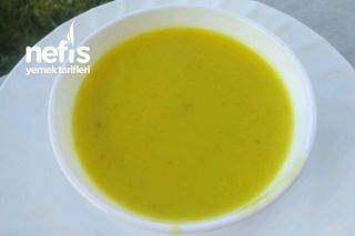 Kabak Çorbası (Diyet İçin Birebir) Tarifi