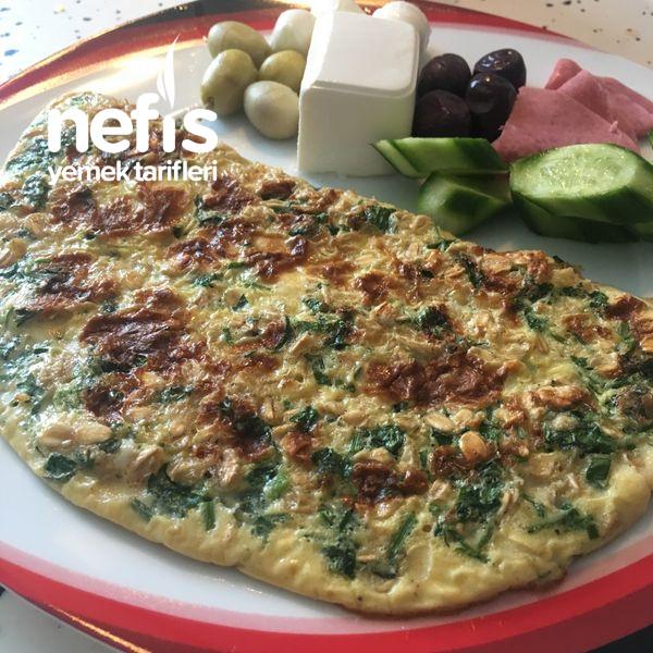 Fit Omlet (Yulaflı)