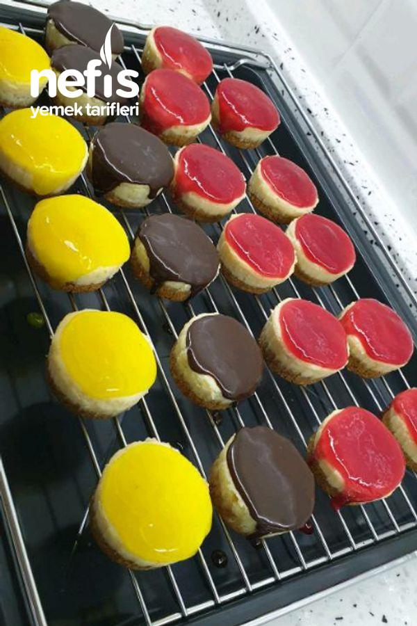 Mini Cheesecake'ler