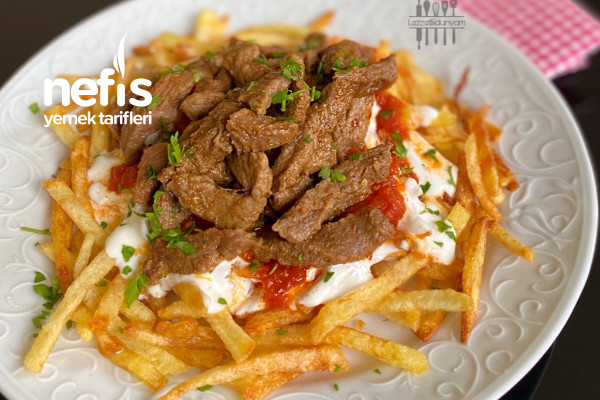 Nefis Çökertme Kebabı (Lokum Gibi) Tarifi