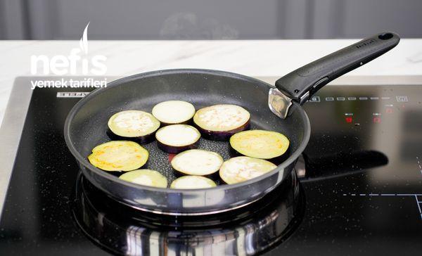 Peynirli Patlıcan Kulesi Tarifi-9575758-120700