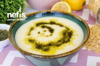 En Kolay Çorba! Şehriyeli Yoğurt Çorbası Tarifi