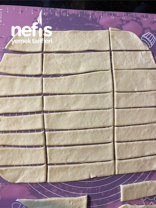 Mayasız Peynirli Pişi