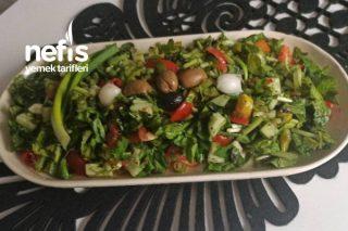 Roka Salatası Vitamin Deposu Tarifi