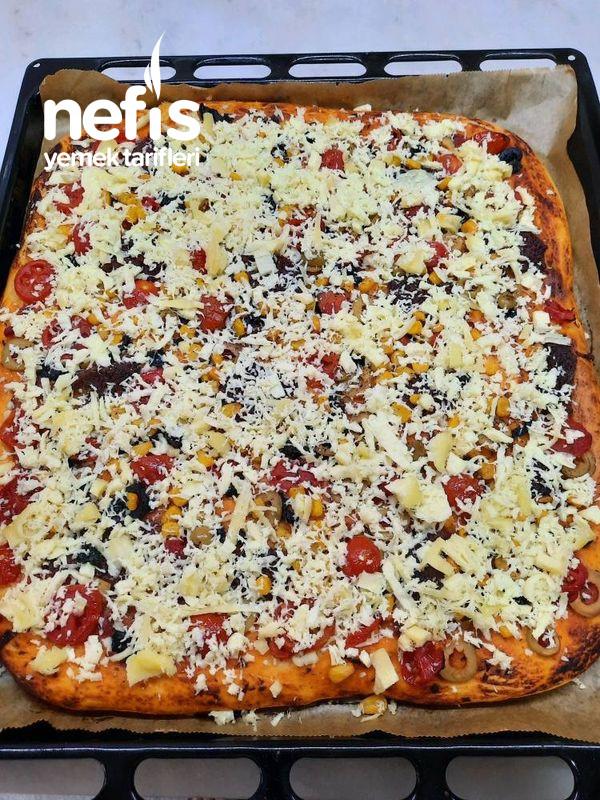 Tepsi Pizza