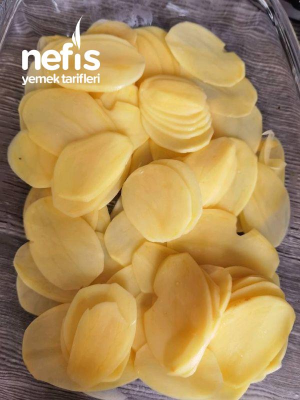 Patates Lazanyası
