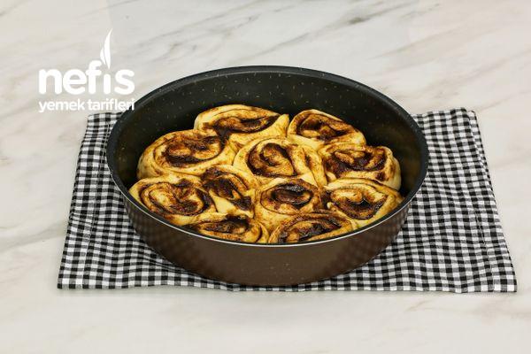 Tarçınlı Rulolar (Cinnamon Rolls)-421616-120731