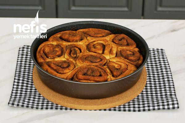 Tarçınlı Rulolar (Cinnamon Rolls)-421616-120734