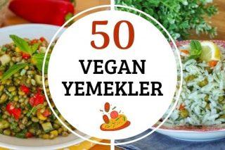 Vegan Yemekleri: Besleyici 50 Değişik Tarif Tarifi