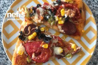Efsane Pizza Tarifi