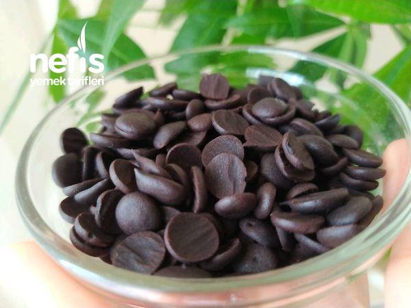 Ev Yapımı Damla Çikolata Tarifi (Videolu)