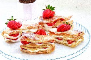 Pratik Fit Milföy Pasta Tarifi