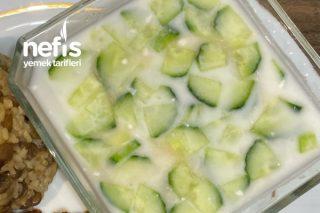 Sirke Salatası (Sirkeli Cacık) Tarifi