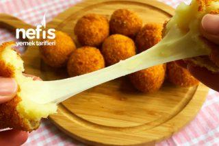 Peynirli Çıtır Patates Topları (Videolu) Tarifi