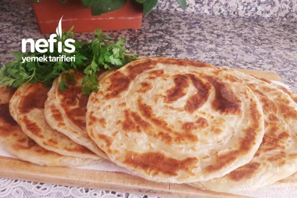 Tereyağlı Tel Tel Katmer (Akşam Hazırla Sabah Pişir) Tarifi