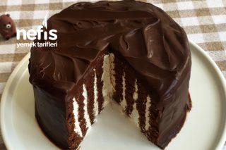 Duble Çikolatalı Kek (Videolu) Tarifi