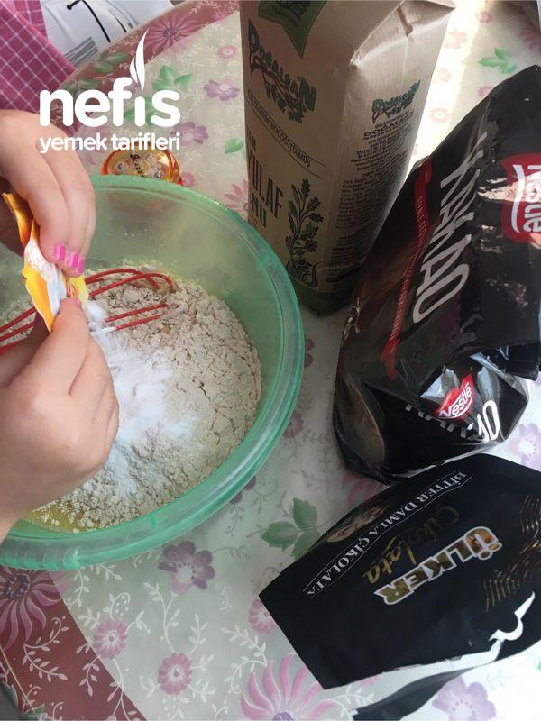 Fit Sağlıklı Cocostar Muffin