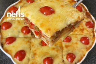 Tadına Doyum Olmaz Patates Lazanya Tarifi
