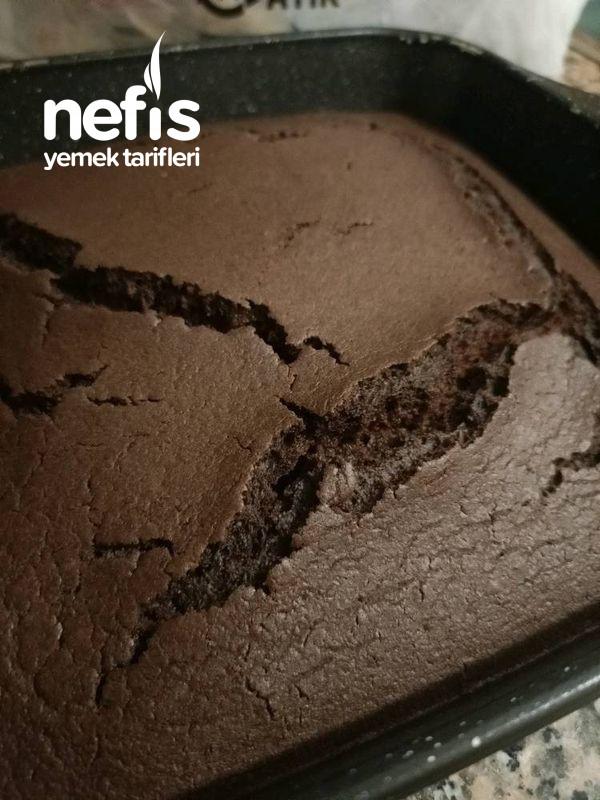 Fit Brownie (Oldukça Az Malzemeli)